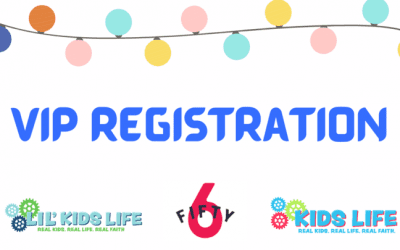 VIP Special Needs Registration